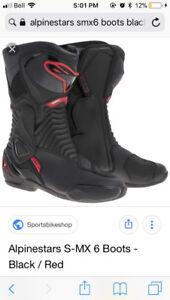 Alpinestars Sport boots SMX6 size 44