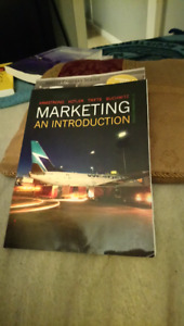 marketing  an introduction     5th edition