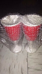 Red Solo Cup Wine Glasses Cambridge Kitchener Area image 1