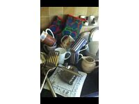 Box Of Kitchen Gadgets & Accessories (34+ Pieces)