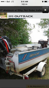 Used 1991 Mirrocraft/Northport Outfitter