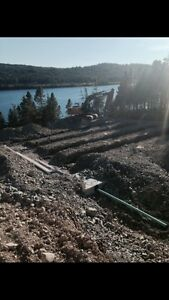 Excavation,Landscaping,septic install,demolition,rock busting St. John's Newfoundland image 4