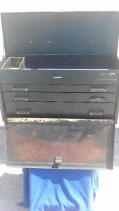 """1936 Vintage """"Snap-on"""" K-23 Mechanic's Tool Chest"""
