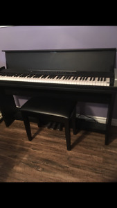 KORG LP-350 Digital Piano with Bench