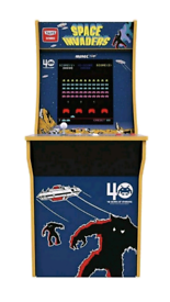 WANTED Arcade Game Machines