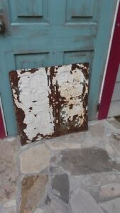 Antique Ceiling Tin Tile Old Chair Baskets and More London Ontario image 1