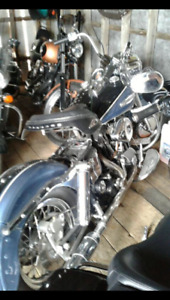 Wanted FLH shovel head project or basket case