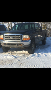 2002 Ford F-250 f350 Camionnette
