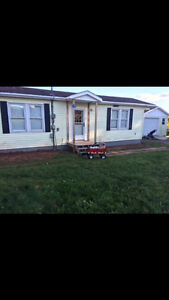 Mini home on your own land located on quiet dead end street!!!