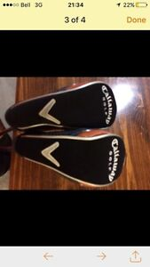 Left handed callaway rescue clubs
