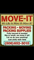 MOVE-IT (we like to move it, move it)JUNK REMOVAL