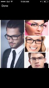 $65 for a complete pair of Eyeglasses