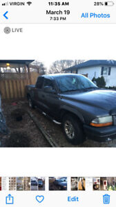 2004 Dodge Dakota for sale (as is)