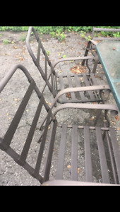Free patio table and  6 chairs