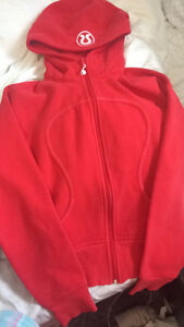 Lululemon Scuba sweater size 4