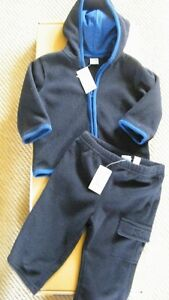 Two Piece Fleece Set from Children's Place--New