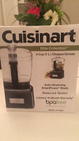 Cuisinart food processor - never opened or used