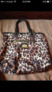 Juicy Couture Vinyl Purse *new with tags