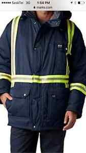 Bran new helly Hanson winter coat paid $300+ tax Regina Regina Area image 1