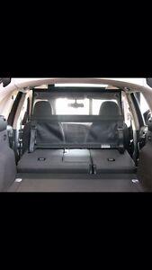 Audi q5 barrière ou séparateurs.