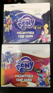 Brand New Sealed My Little Pony Collector Card Game MLP