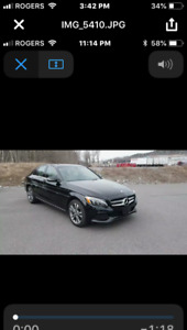 2015 Mercedes C300 for sale