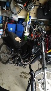 150cc Japanese dirtbike needs new clutch need gone