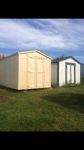 Custom built baby barns / sheds built on site in one day!