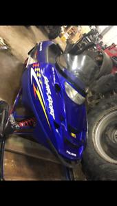 01 Polaris 550 supersport