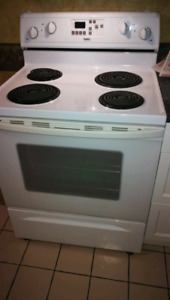 clean electric stove-SOLD