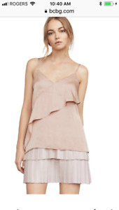 NEW WITH TAGS BCBG MAX AZRIA DRESS TANK