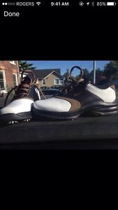 Boys Nike golf shoes