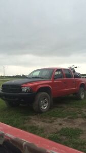 Dodge Dakota (testing waters)