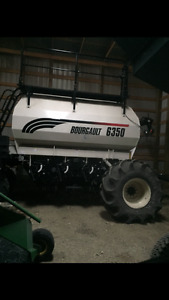 Bourgault 6350 tank