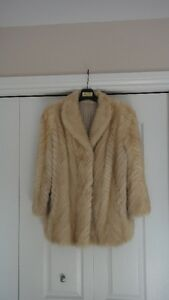 MINK JACKET  ( WONDERFUL CHRISTMAS GIFT )
