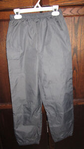 OshKosh grey splash pants in size 10 *barely worn