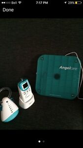 Angelcare motion and sound monitor