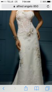 Alfred Angelo-New with tags