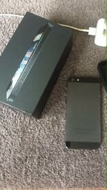 Black iPhone 5 32gb Vodafone - Great Condition