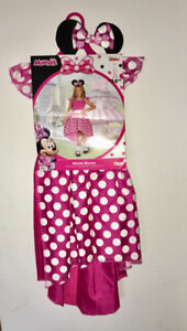 Brand new mini mouse costume for 4 to 6 years girl