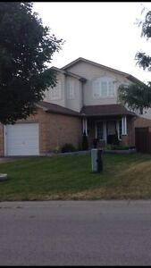 Spacious Room for Rent in modern home-Fully Furnished London Ontario image 2