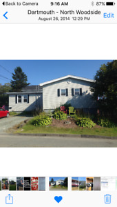 Oct  1...House for Rent- Dartmouth