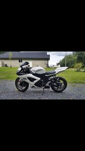 2009 GSXR 600 for sale