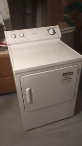 Barely Used Hotpoint Super Capacity Dryer