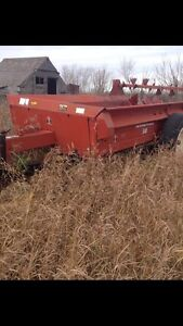 STOLEN - Manure spreader - REWARD OFFERED