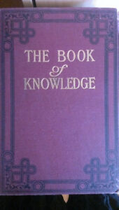 1920s Book of Knowledge