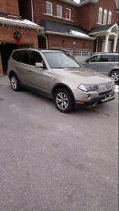 2009 BMW X3 NO ACCIDENTS NO CLAIMS