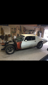 1970-73 pontiac firebird/trans am parts or cars