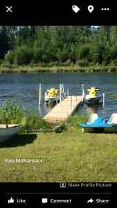 Sea doo lifts - reduced Strathcona County Edmonton Area image 1