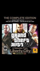 GTA IV Complete Edition want to buy off